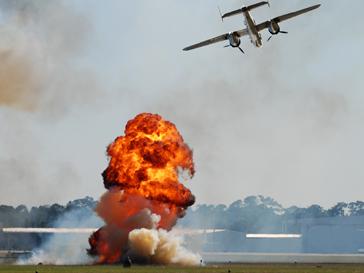 Самолеты НАТО бомбят Ливию уже шестые сутки