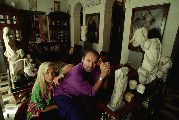 Фото №12 - Как жил Джанни Версаче: все дома легендарного кутюрье