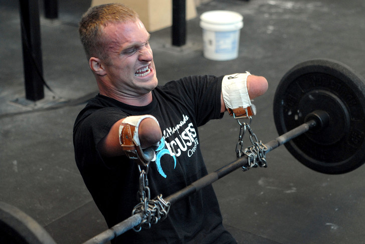 Фото №4 - За гранью возможного: спортсмены-инвалиды, которые покорили мир