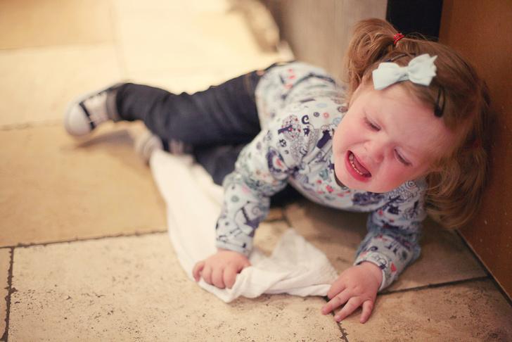 Бытовые травмы у детей, травма у ребенка