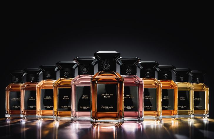 Фото №1 - Художественные ароматы: как выглядит новая парфюмерная коллекция Guerlain