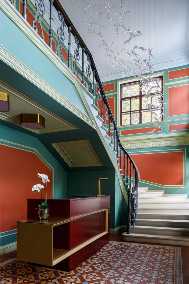 Фото №10 - Офис юридической фирмы в особняке XIX века в Москве