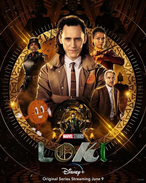 Фото №1 - Теперь мы знаем, чем вдохновлялись создатели сериала «Локи»