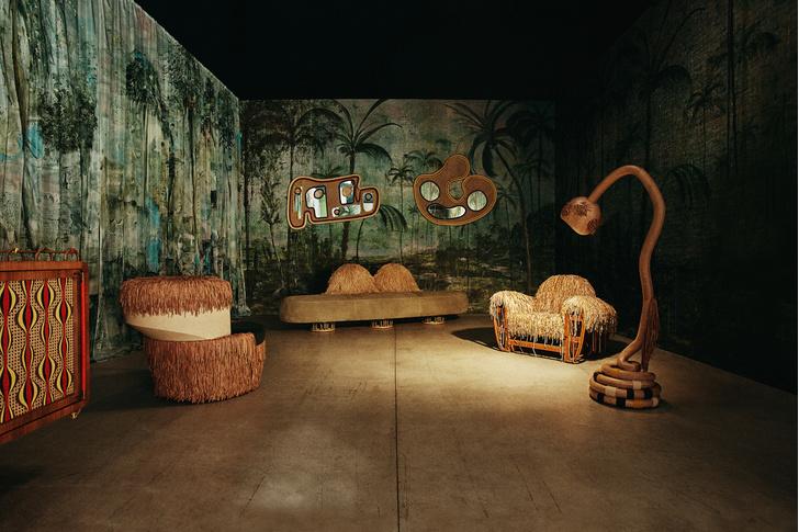 Фото №6 - Выставки в галерее Nilufar Depot: старые мастера и новые имена