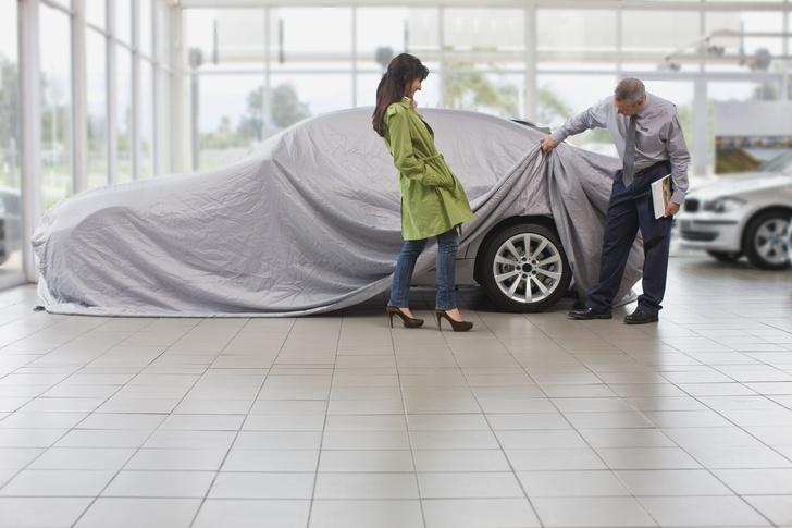 Фото №1 - Как купить машину, которая не теряет в цене