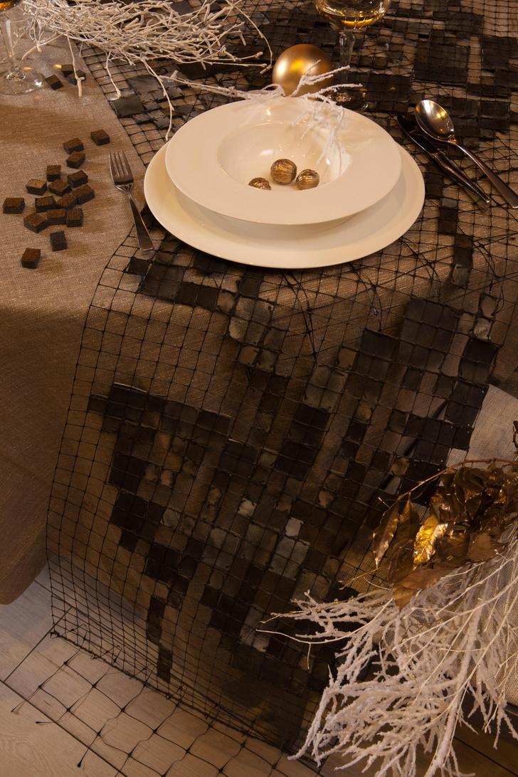 Фото №3 - Три новогодние сервировки от дизайнера Александрины Лукач