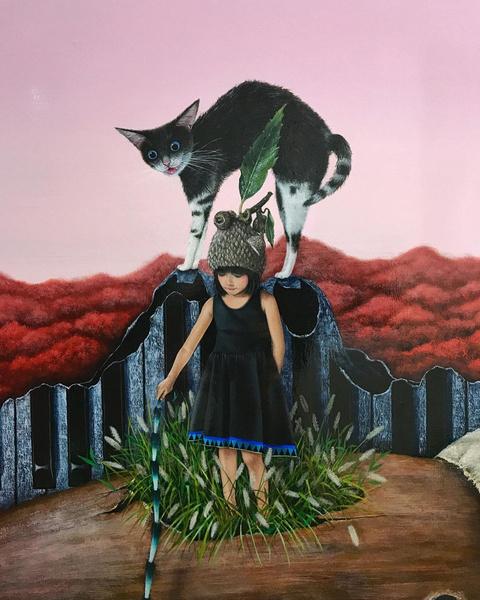 Фото №10 - Инстаграм дня: Японский художник, который рисует котиков