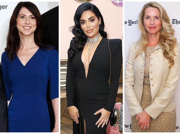 Фото №1 - Стиль на миллион: как одеваются самые богатые женщины мира
