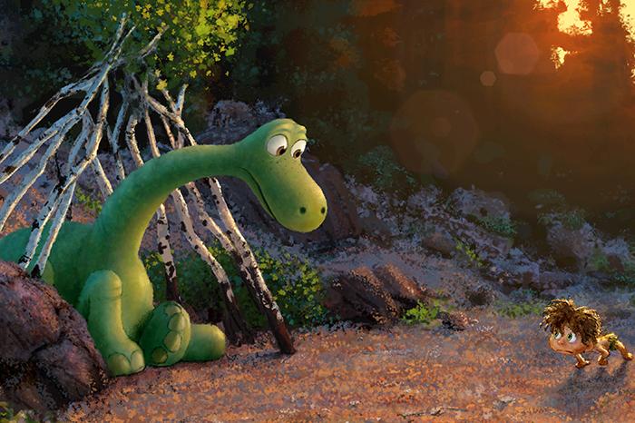 Фото №1 - По мультфильму «Хороший динозавр» вышла мобильная игра
