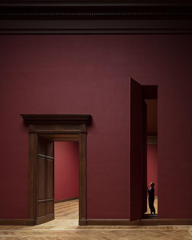Фото №6 - Реновация Королевского музея изящных искусств в Антверпене