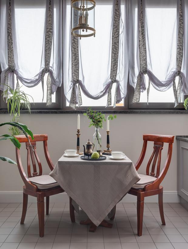 Фото №2 - Светлая классическая квартира 59 м² в Москве