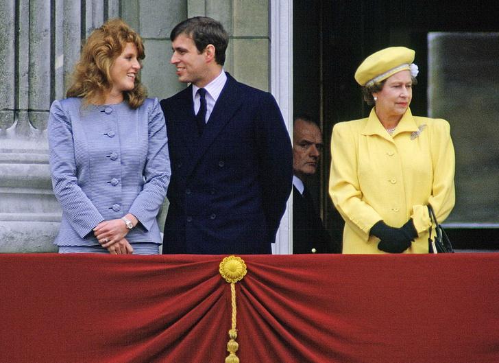 Фото №2 - Особая честь: почему Сару Фергюсон приглашают в Балморал после развода с принцем