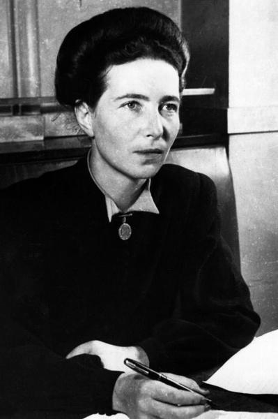 женщины, равноправие, феминизм, Симона де Бовуар
