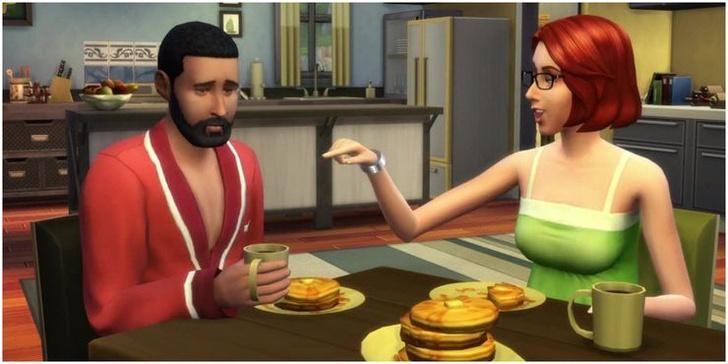 Фото №2 - 7 самых смешных способов умереть в The Sims 4 😈