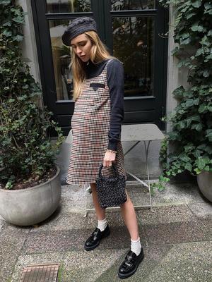 Фото №14 - Как одеваться стильно во время беременности: 9 советов для будущих мам