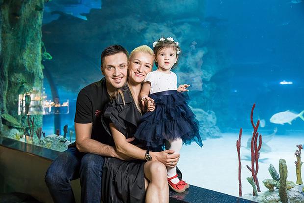 Фото №1 - Татьяна Волосожар и Максим Траньков: «Сейчас дети растут быстрее»