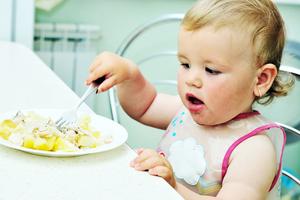 Фото №1 - Жирные продукты в меню ребенка