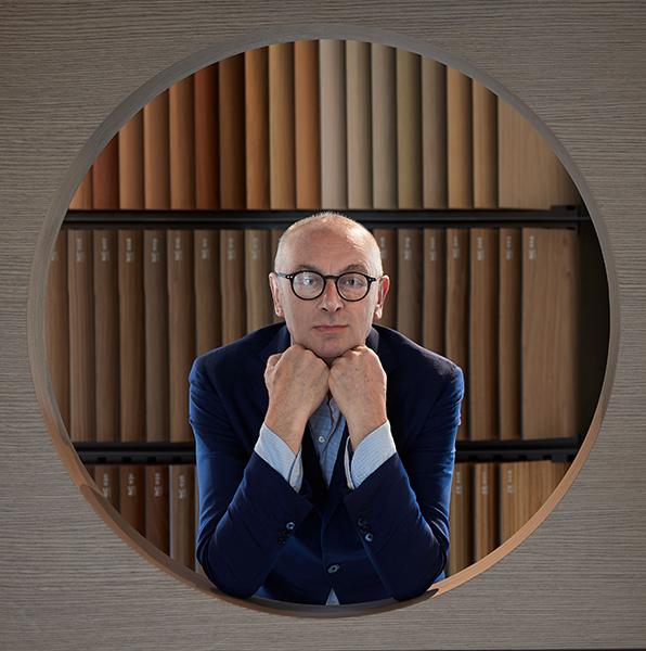Фото №2 - Пьеро Лиссони— новый арт-директор B&B Italia