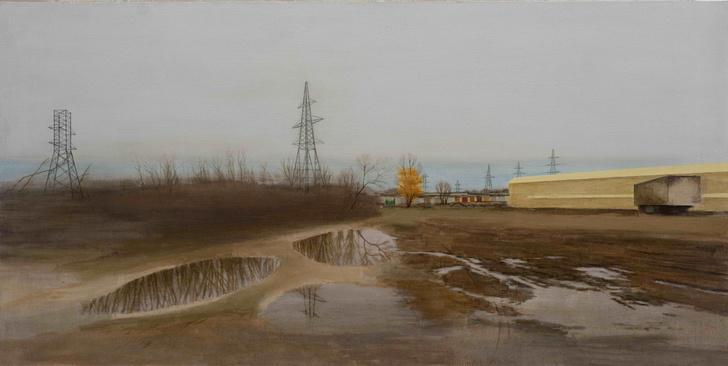 Фото №1 - В галерее «Триумф» открывается выставка Павла Отдельнова