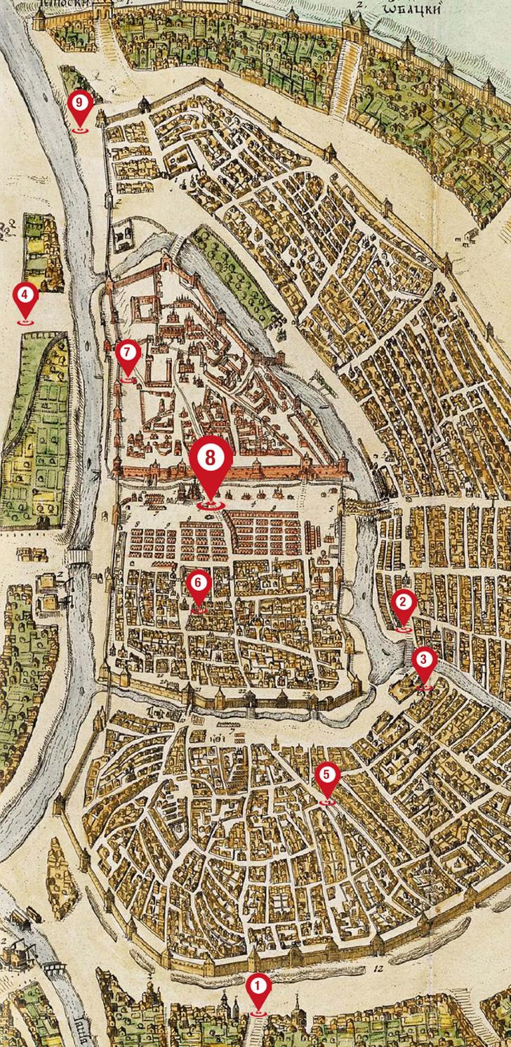 Фото №2 - Гид путешественника во времени: Москва 1671 года