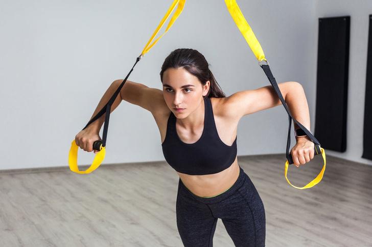 домашний спортзал упражнения