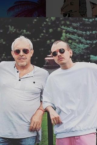 Андрей Макаревич с сыном фото