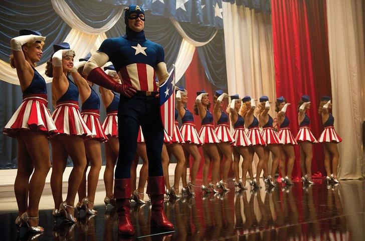 Фото №1 - «Первый мститель»: когда Капитан Америка в киновселенной Marvel был не прав ⚡