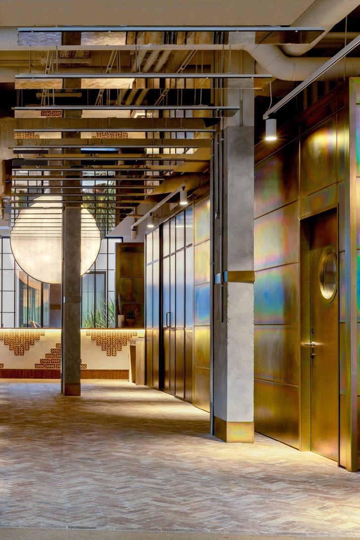 Фото №2 - Однажды в Калифорнии: отель Bermonds Locke в Лондоне