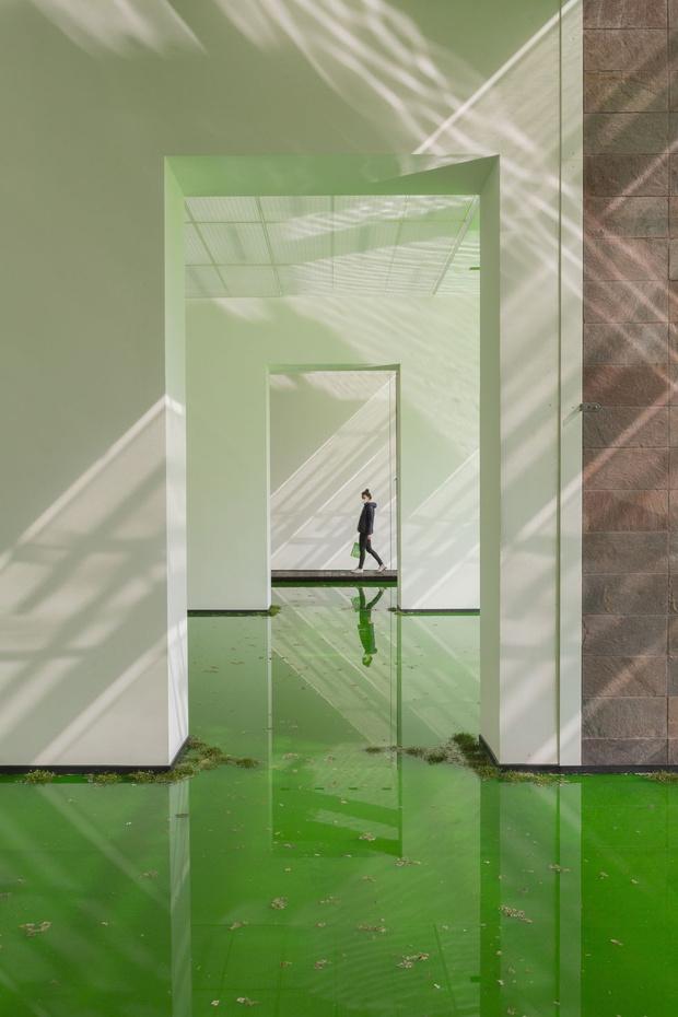 Фото №1 - Инсталляция Олафура Элиассона в Базеле