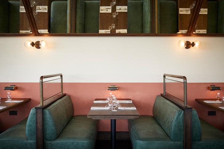 Фото №3 - Итальянский ресторан Tavolino на берегу Темзы