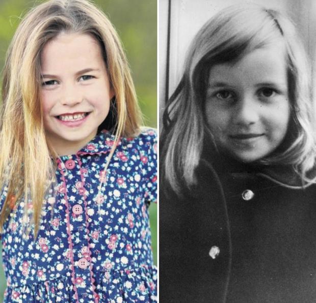 Фото №3 - Новое фото дочери Кейт Миддлтон— принцессы Шарлотт, которую все сравнивают с Дианой