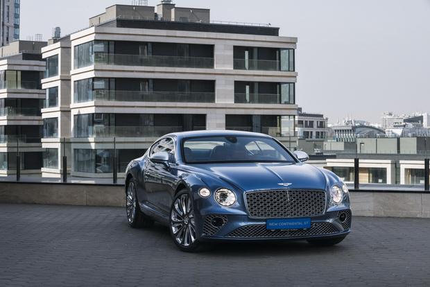 Фото №1 - Bentley представили в России новый Continental GT Mulliner