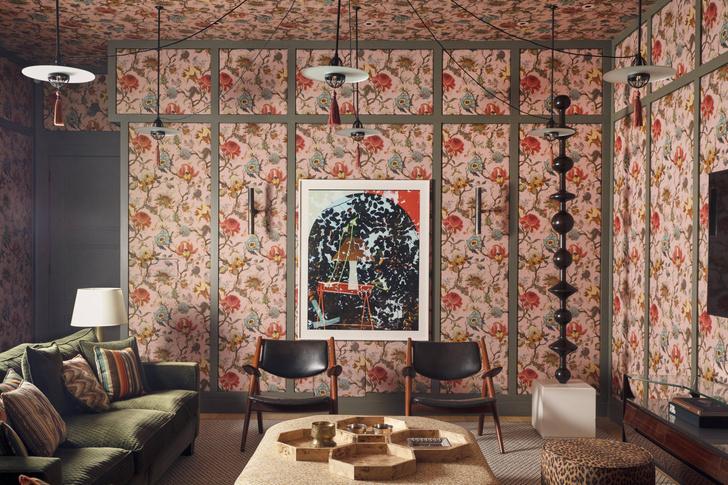 Фото №12 - Дом в Лондоне в эклектичном стиле