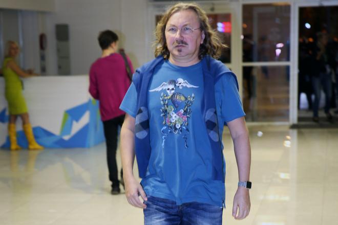 Игорь Николаев фото
