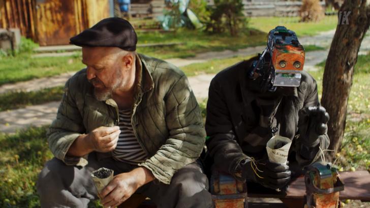 Фото №12 - «Русская кибердеревня». Видео, стремительно набирающее восторг и популярность в Интернете