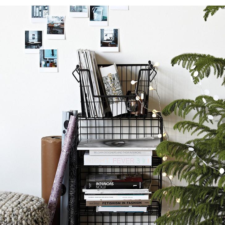 Фото №1 - Как хранить журналы: 7 стильных решений