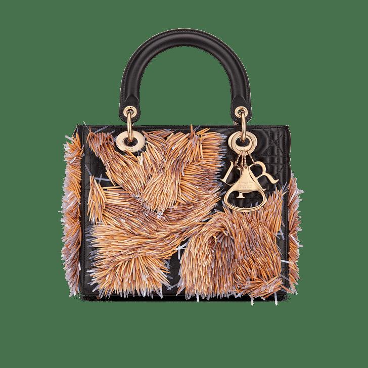 Фото №2 - Сумки Dior Lady Art#5 из новой коллаборации с художниками