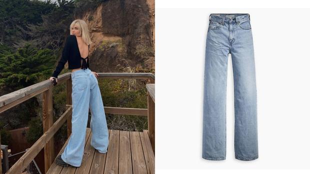 Фото №1 - Знак бесконечности: где искать джинсы, которые визуально удлиняют ноги
