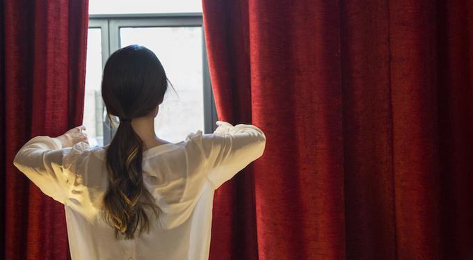 Красный цвет в интерьере: пробудите разум и чувства