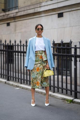 Фото №4 - Как выбрать идеальную юбку по типу фигуры