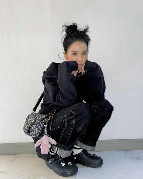 Фото №2 - Самые яркие образы Джису из BLACKPINK 🔥