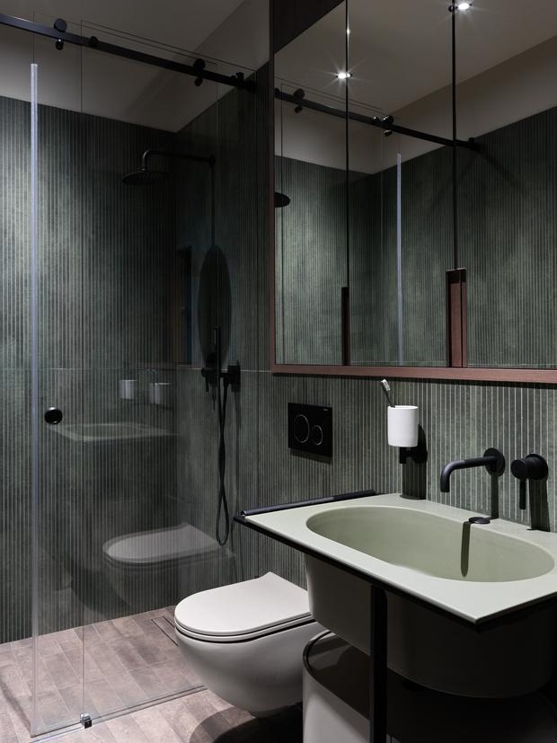 Фото №18 - Квартира 140 м² на Плющихе по проекту Tatiana Alenina design bureau