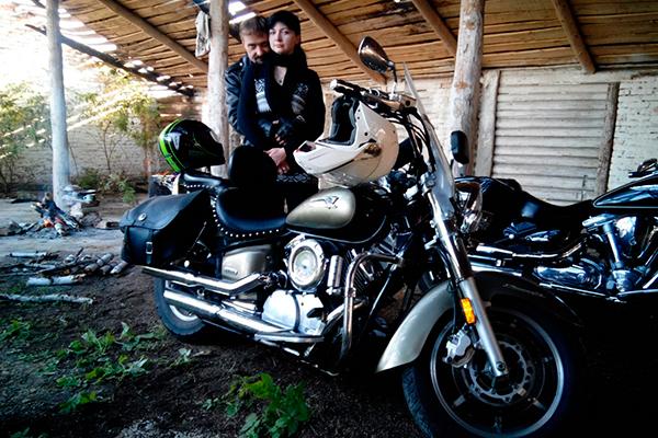 Фото №27 - Байкеры Ульяновска: 15 признаний в любви мотоциклу