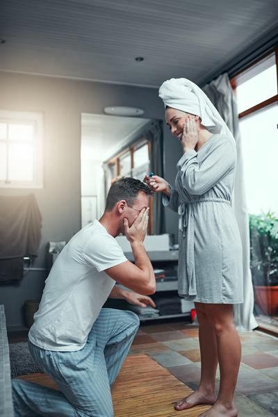 Фото №2 - Как сообщить мужу о беременности: 16 личных историй