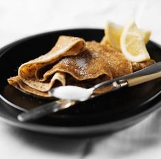 Тонкие блины на сыворотке с дырочками: пошаговый рецепт