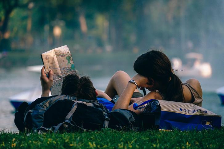 Фото №2 - 7 вещей, которые обязательно надо сделать перед тем, как вы отправитесь в путешествие
