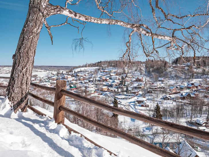 Фото №3 - Где встречать Новый год в России: 5 необычных мест (и сколько это стоит)