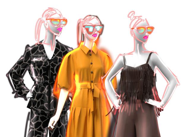 Фото №4 - Мода будущего: как Marc Cain совершенствует 3D-технологии