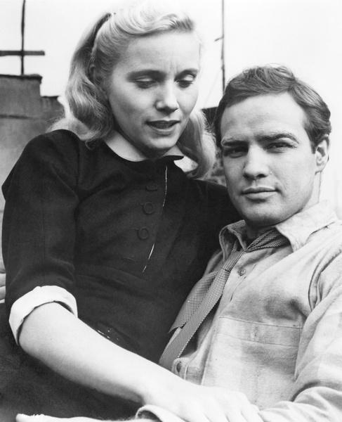 Марлон Брандо в молодости фото
