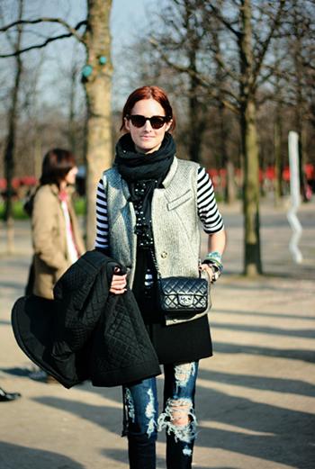 Фото №4 - Осенний street style